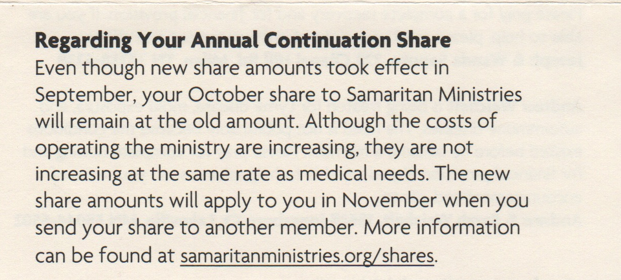 samaritan reduced adm